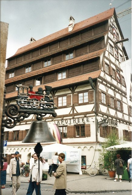 Siebendächerhaus, Memmingen