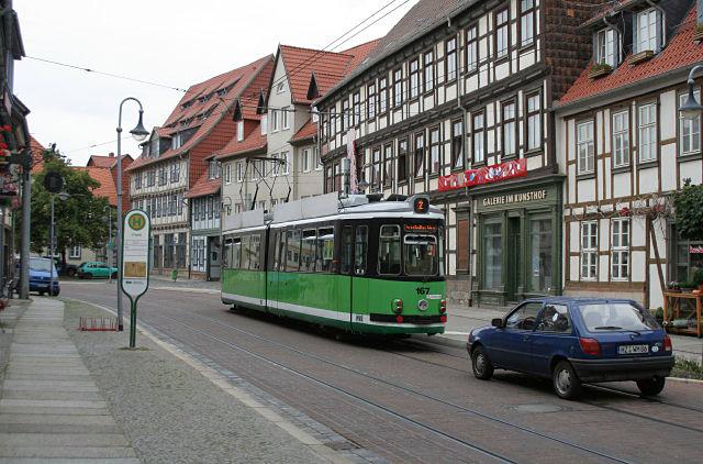 Halberstadt, Vogtei