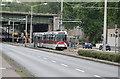 UPC0489 : Gleisarbeiten in der Wolfenbüttlerstrasse. von Alan Murray-Rust
