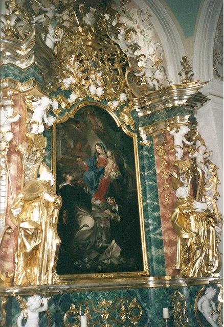 In der Pfarrkirche, Kisslegg