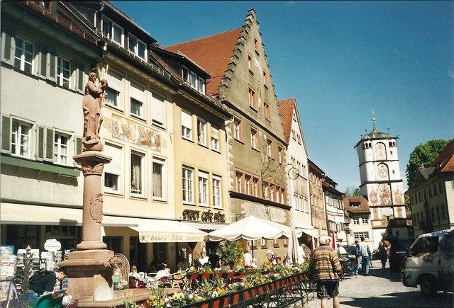Herrenstraße, Wangen im Allgaeu