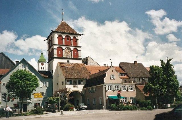 St Martins Tor, Wangen