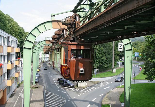 Kaiserwagen an der Kaiserstrasse