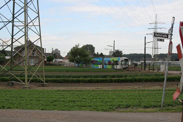 Kuhstrasse, Hamm (Düsseldorf)