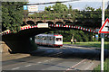 ULB3489 : Brücke am Hausbend von Alan Murray-Rust