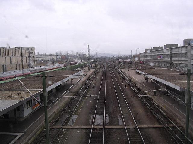 Regensburg Railway Station