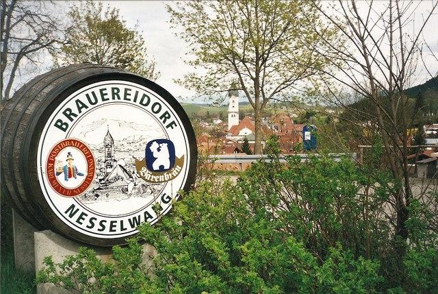 Brauereidorf Nesselwang