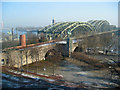 ULB5645 : Köln - Hohenzollernbrücke by Dave C