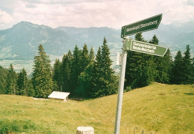 Oberberg, bei Mittagberg