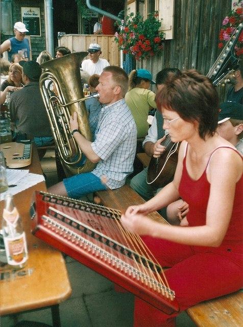 Musikantentreff, Oberberg