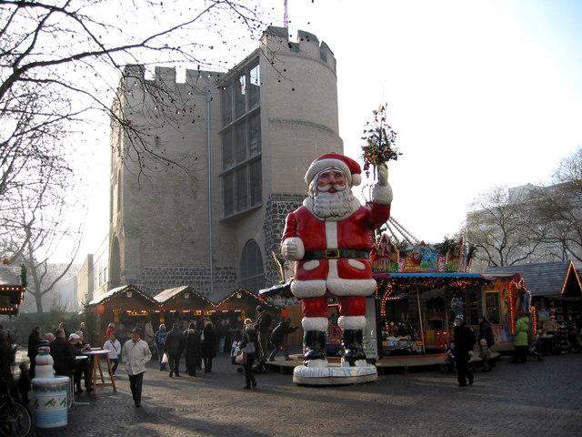 Weihnachtsmarkt auf dem Rudofplatz