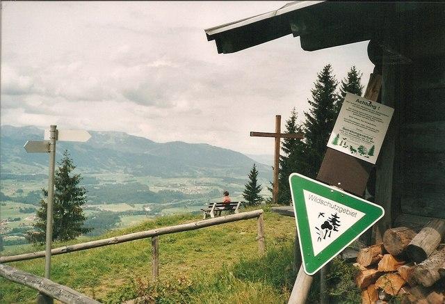 Aussichtspunkt uber Reichenbach
