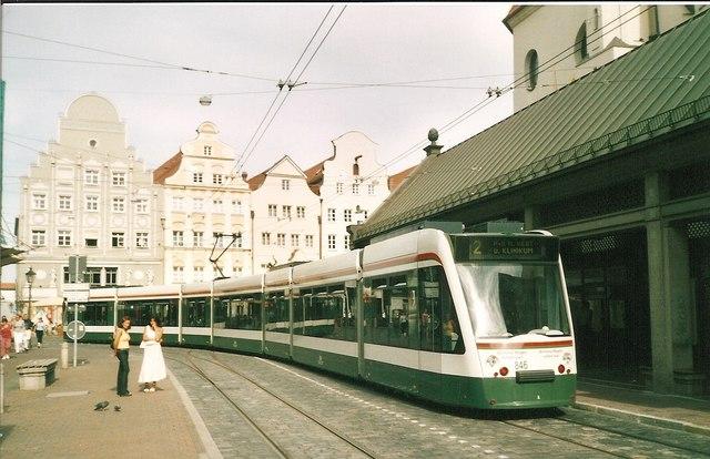 Moritzplatz, Augsburg