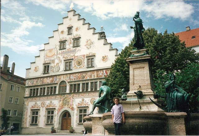 Altes Rathaus, Lindau