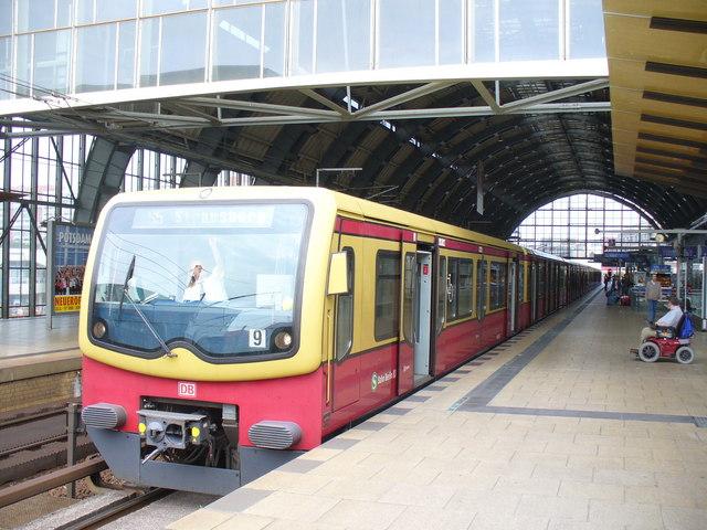 S-Bahn, Alexanderplatz