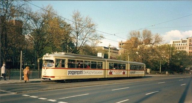 Herzogstrasse, Dusseldorf