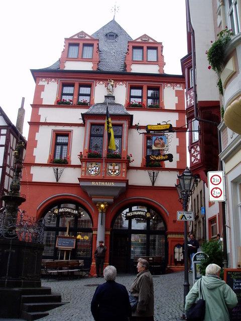 Altes Rathaus, Bernkastel-Kues