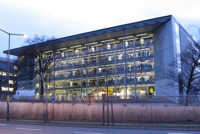 Hörsaalzentrum TU Dresden, Campus Südvorstadt