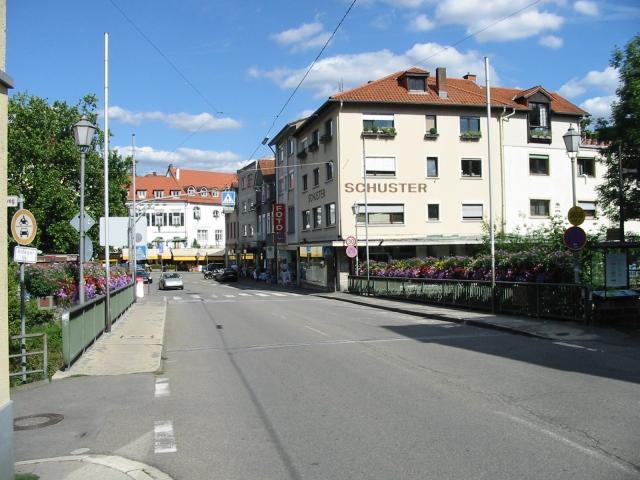 Bahnhofstrasse, Neckargemund