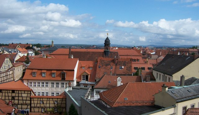 Roof Tops of Bamberg