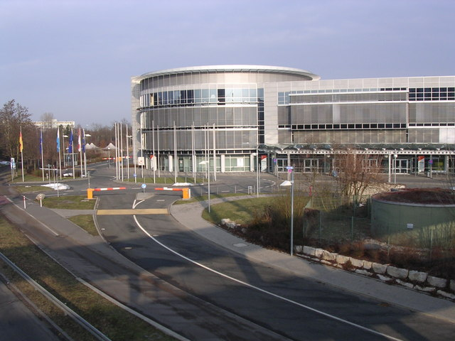 Messe Centrum, Nurnberg
