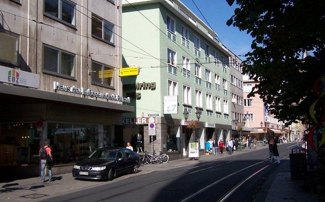 Augustinerstrasse - Wurzburg