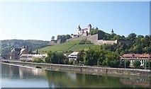 UNA6615 : Festung Marienberg - Wurzburg von Colin J Babb