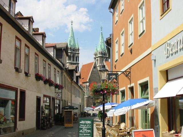 Naumburg Dom von Steinweg