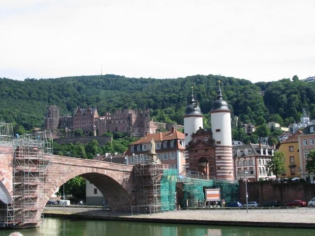 Karl-Theodor-Brücke (Alte Brücke) Heidelberg