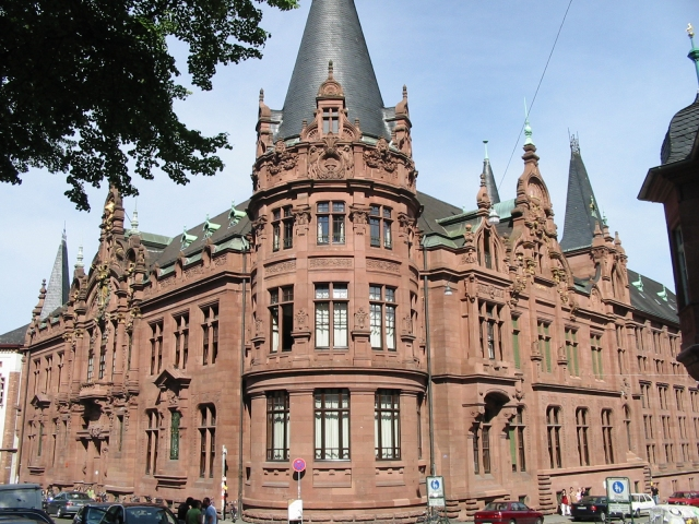 Universitätsbibliothek, Heidelberg