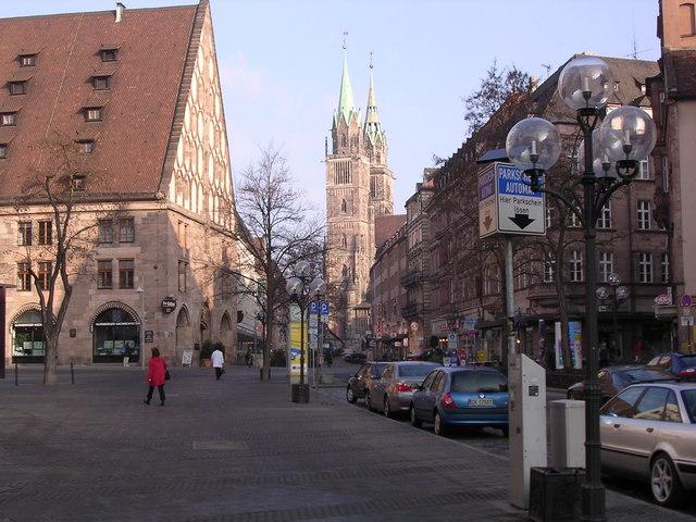 Konigstrasse, Nurnberg