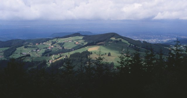 Hohbuhl von Giesshubel