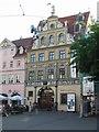 UPB4249 : Kunsthalle Erfurt im Haus Zum Roten Ochsen by nick smith