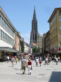 Shopping Ulm