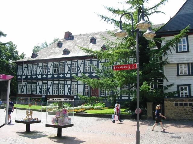 Goslar, Rosentorstraße