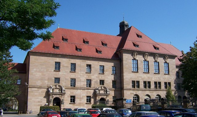 Courthouse - Nurnberg