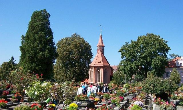 St Johannis Cemetery - Nurnberg