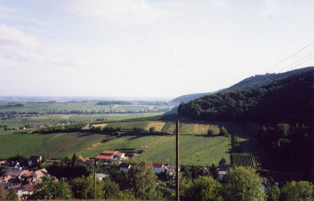 Ausblick von Max-Slevogt Hof