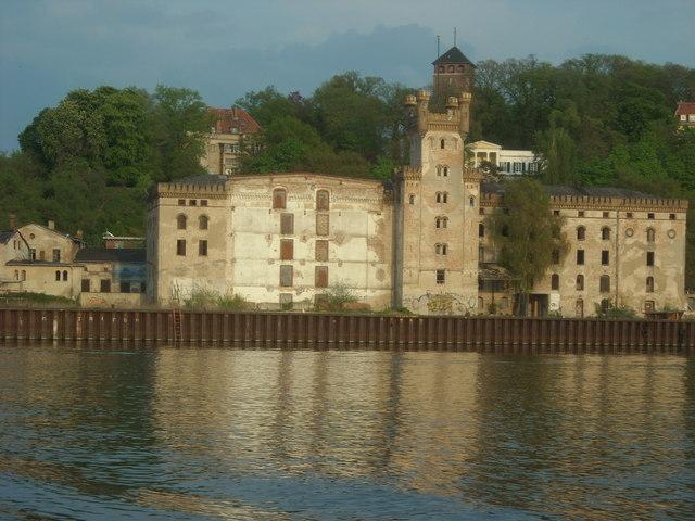 Derelict Factory, Potsdam
