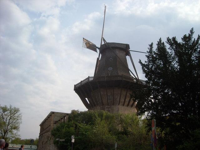Windmill, Potsdam