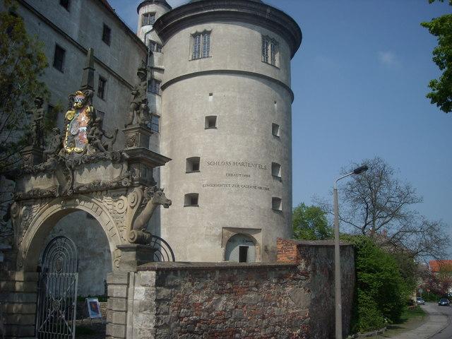 Schloss Hartenfel, Torgau
