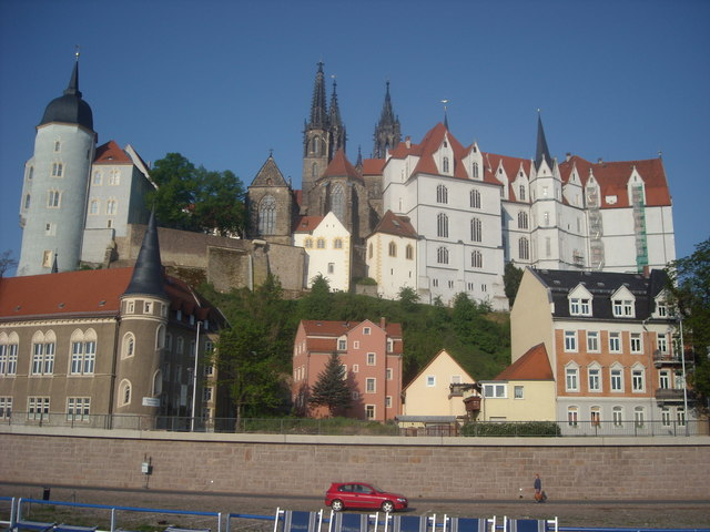 A view of Meissen
