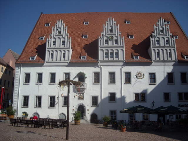 Hotel, Market Place, Meissen