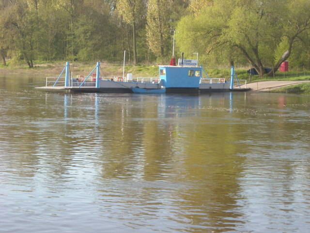 Breitenhagen Ferry