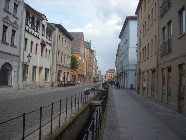Schlossstrasse, Wittenberg