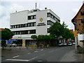 UMA8736 : Rathaus, Ober Roden, Rödermark von Brian Robert Marshall