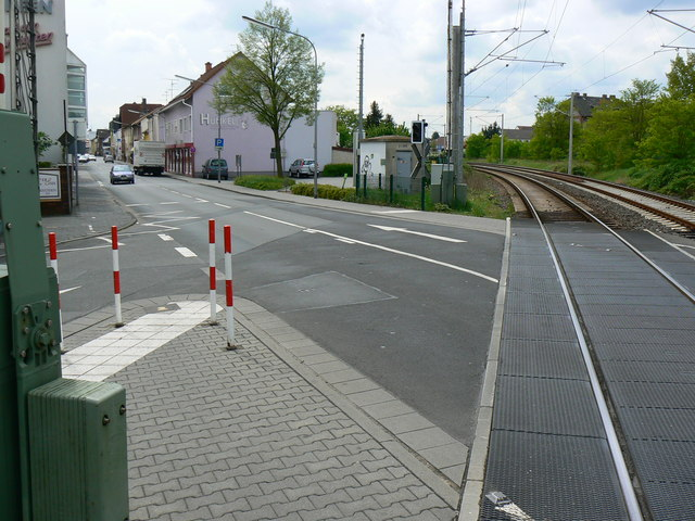 Dieburger Straße, Ober Roden, Rödermark