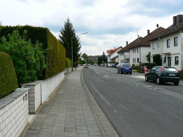 Forststraße, Ober Roden, Rödermark