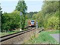 UMA8436 : Train to Rödermark von Brian Robert Marshall