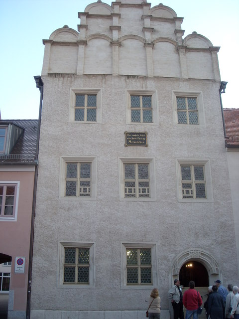 Melanchthon's House, Wittenberg